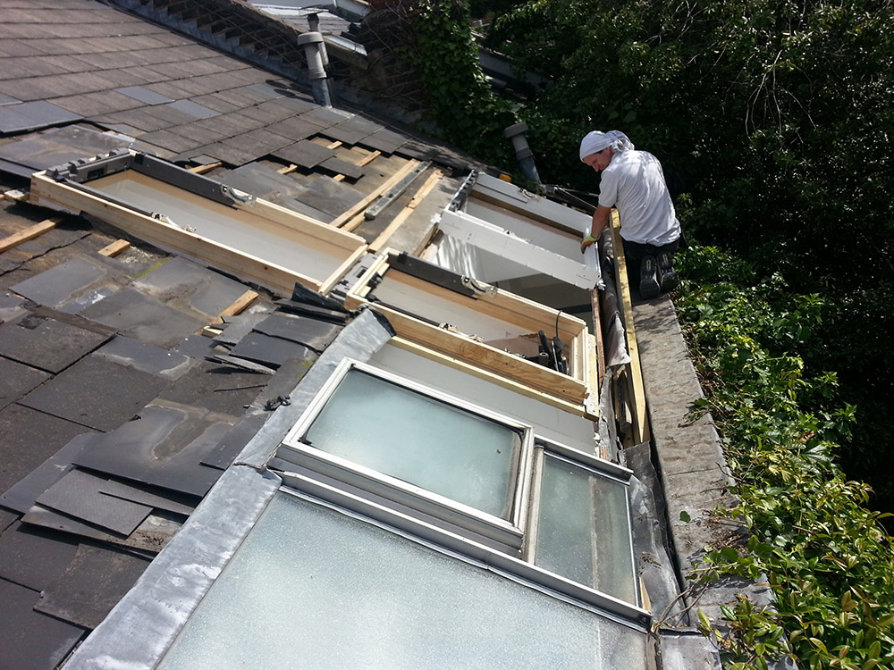 Gallery Velux Windows Installation Service By Approved