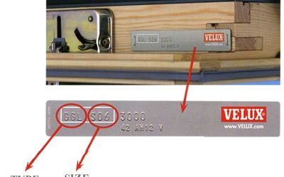 How to find your VELUX Data Plate and Code?