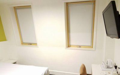 Hotel Chain Skylight Installation