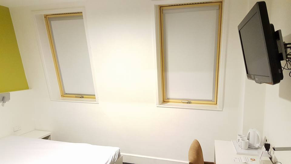 Install FAKRO Skylight windows in Hotel Chain - Skylight fitters London