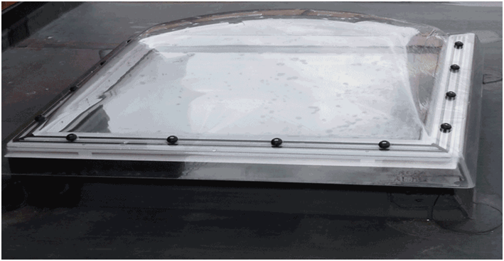 Velux Flat Roof Skylight Fitters